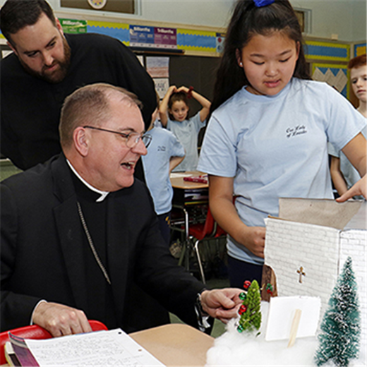 Education about 'formation,' not just relaying information, says nuncio