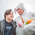 Handi-Capable Egg Hunt is Easter highlight for Knights of Columbus