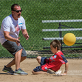 Volunteers get a kick out of helping Special Olympics