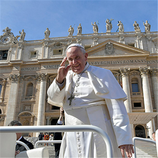 POPE'S MESSAGE | God knows the needs of our hearts