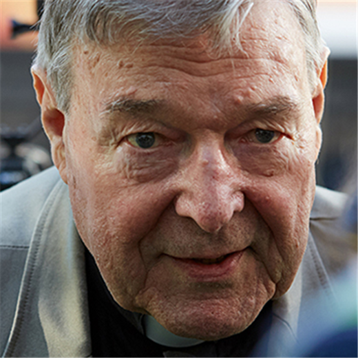 Judge sentences Cardinal Pell to six years in prison on abuse charges