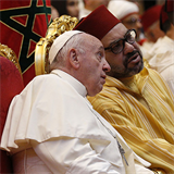 Education, dialogue essential for peace, say Pope Francis and Moroccan king