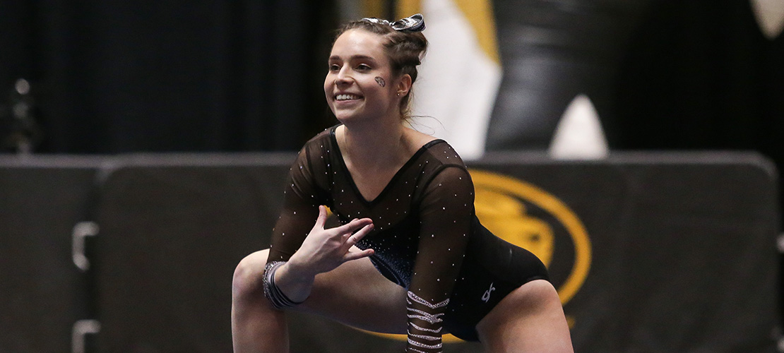 Strong faith guides Mizzou gymnast on, off the mats