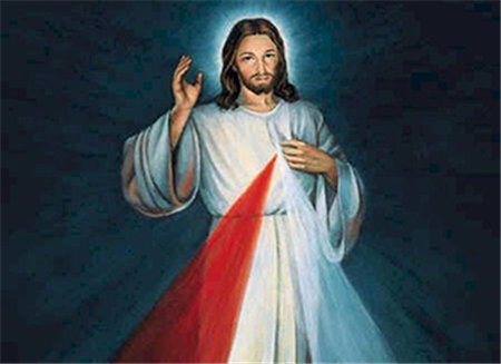 'Jesus, I trust in you!': Divine Mercy celebrates octave of Easter