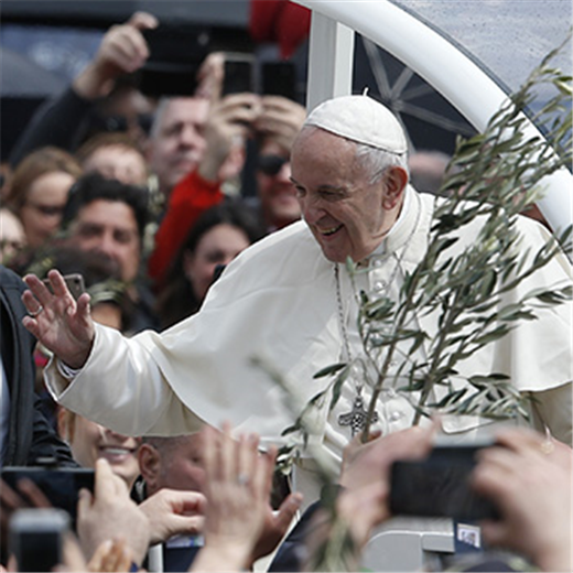 POPE'S MESSAGE | Recognizing our sinfulness helps keep us away from pride