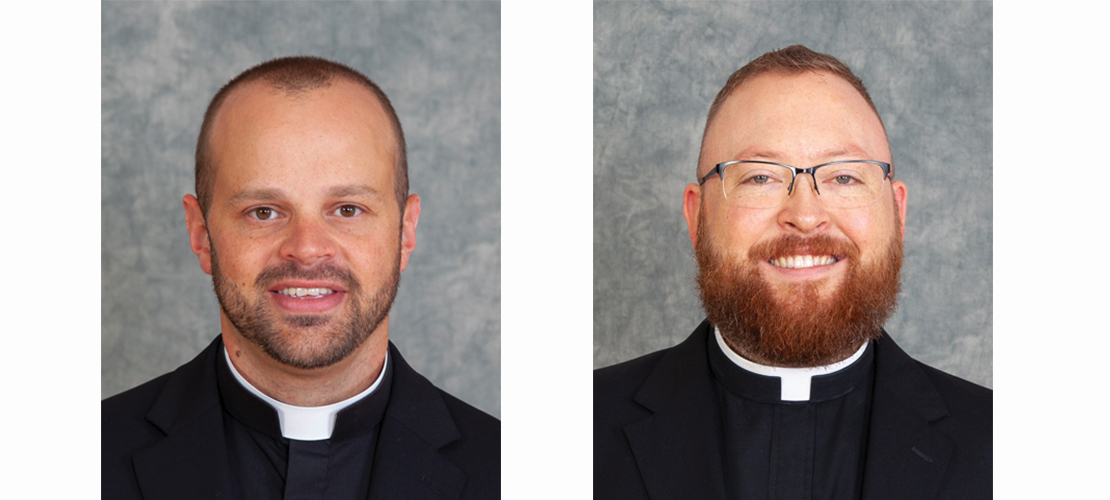 Two St. Louisans to be ordained transitional deacons May 4 at Cathedral Basilica of St. Louis