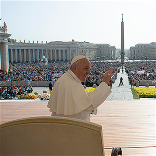 POPE'S MESSAGE | Knowing how to forgive others is a grace from God