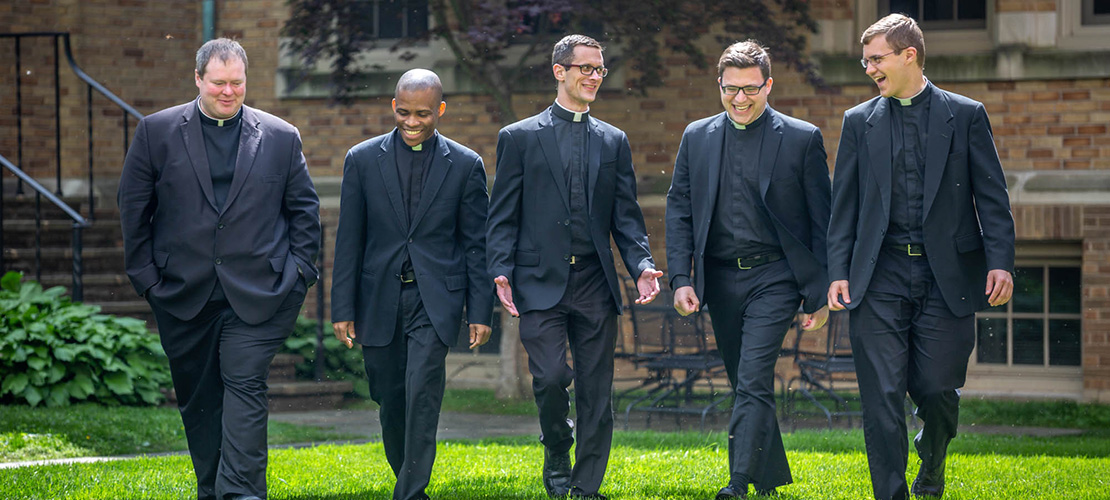 Soon-to-be priests eager to become 'in persona Christi' for the salvation of souls