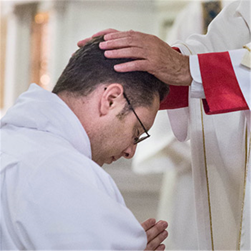 Religious communities celebrate spring ordinations, profession of vows