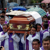 Motive unclear in killing of Salvadoran priests