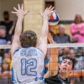Catholic schools shine in volleyball championship