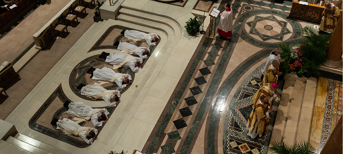 Seven priests ordained for the Archdiocese of St. Louis