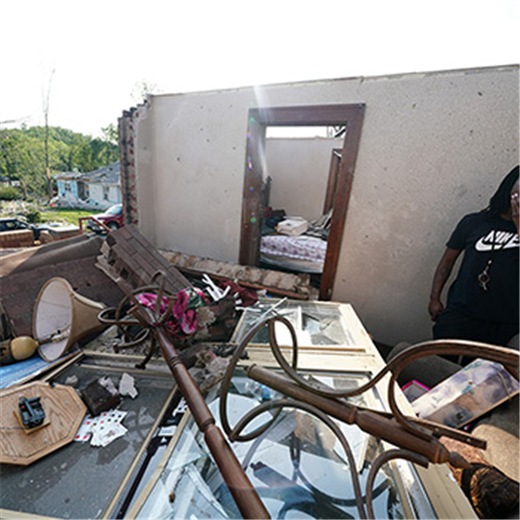 Catholic Charities weighing response to violent Midwest storms, flooding