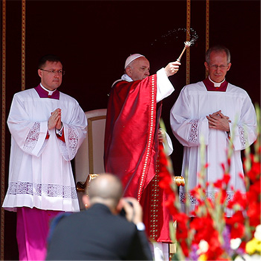 POPE'S MESSAGE | Trip to Romania illustrates value and necessity of 'journeying together'