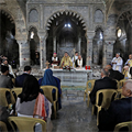 Restoring churches seen as key to have Christians return to Middle East