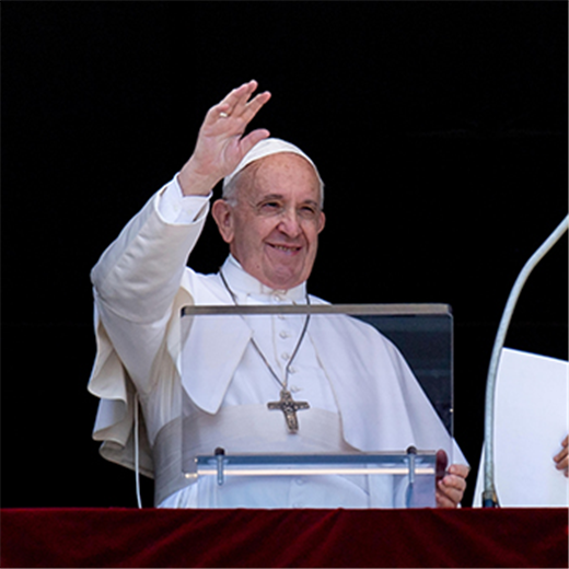 POPE'S MESSAGE | Wisdom of the heart lies in combining contemplation and action