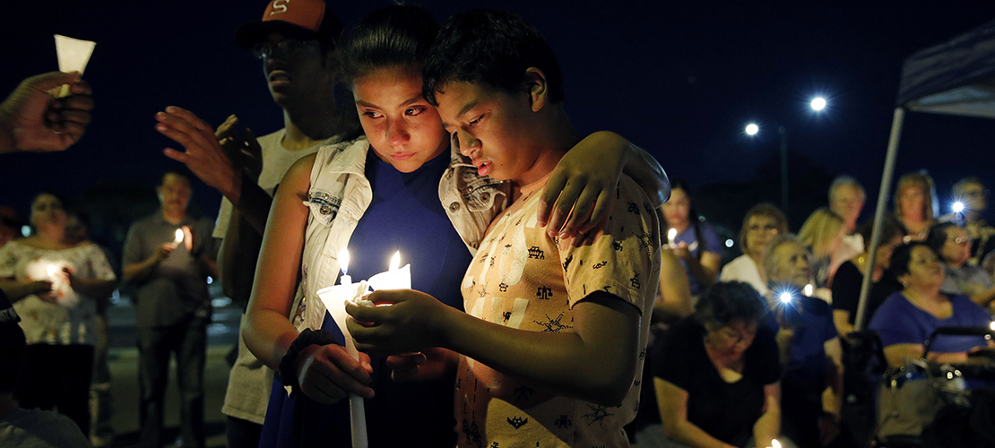 After shootings in Texas and Ohio, U.S. bishops urge 'move toward preventative action'