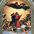 Assumption exemplifies call to glorify, serve God