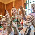 Reinvigorated deaf ministry provides sacraments, faith formation