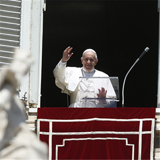 POPE'S MESSAGE | Assumption feast invites people to look to heaven with hope