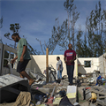 'We need help': Rescuers in Bahamas face a blasted landscape