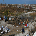Desperation mounts in Bahamas as shelters overflow with hurricane evacuees