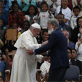 POPE'S MESSAGE | Faith translated into actions is capable of moving mountains