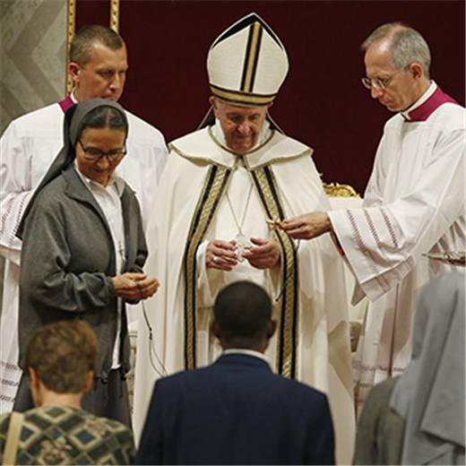 Pope opens Missionary Month with call to share joy, hope, talents