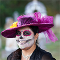 Our Lady Queen of Peace Parish marks Dia de los Muertos with celebration in the cemetery