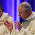 Archbishop Gomez elected USCCB president; first Latino in post
