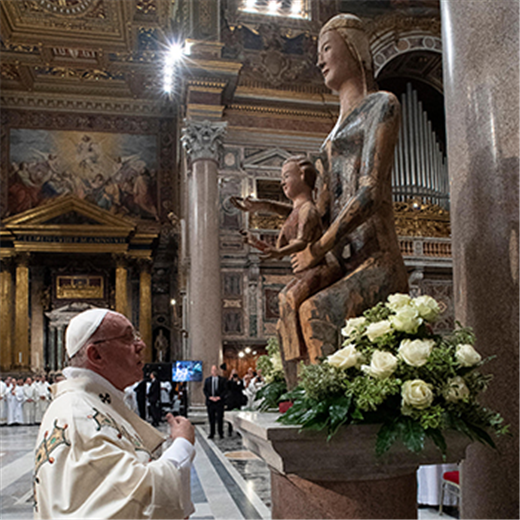 POPE'S MESSAGE | St. Paul's journey to Athens prompted him to build bridges