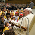 POPE'S MESSAGE | Family is a domestic Church where faith grows