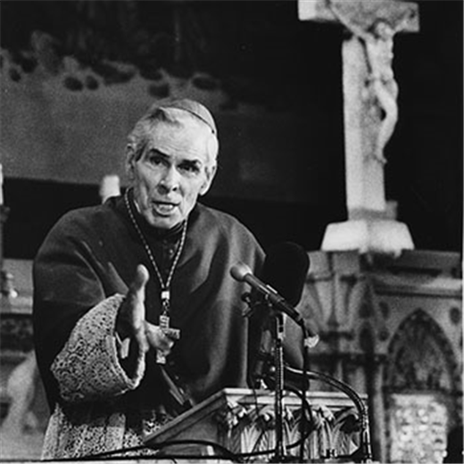 Beatification of Abp. Fulton Sheen set for Dec. 21 in Peoria
