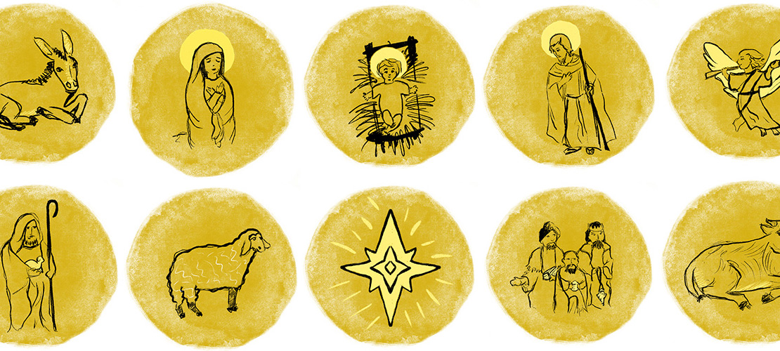 During Advent, preparing our hearts for the coming of the Lord comes through emulating the key figures of the Nativity