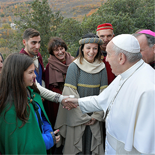 POPE'S MESSAGE | A goal to protect all life on pope's trip to Japan