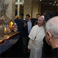 POPE'S MESSAGE | God makes Himself known through revelation, not magic