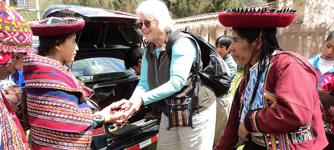 Hike in Peru was 'St. Paul moment' leading to Kindness in a Box