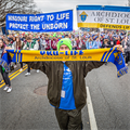 Respect for all life is a clear message heard from St. Louis contingent at the annual March for Life