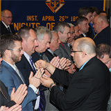 Knights of Columbus unveils new initiation ceremony that will be public