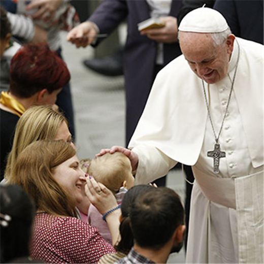 POPE'S MESSAGE | Christian life has its best expression in mercy