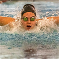 Senior swimming sensation savors successes