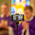 Livestreaming of Masses 'different,' but beneficial
