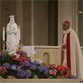 Bishops implore 'maternal care' of Mary during pandemic