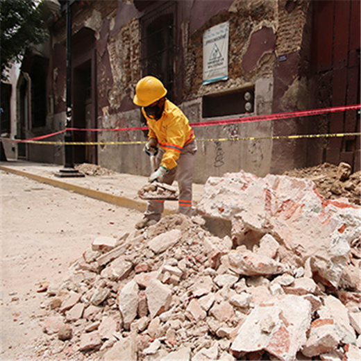 Mexican bishops pledge to help southern Oaxaca after quake