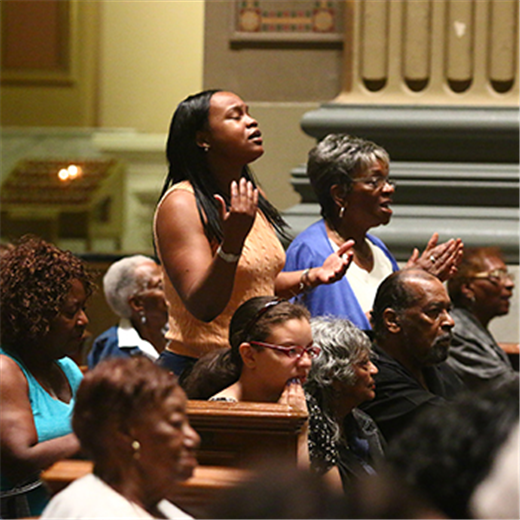 Black Catholic spirituality a positive force in fight against racism