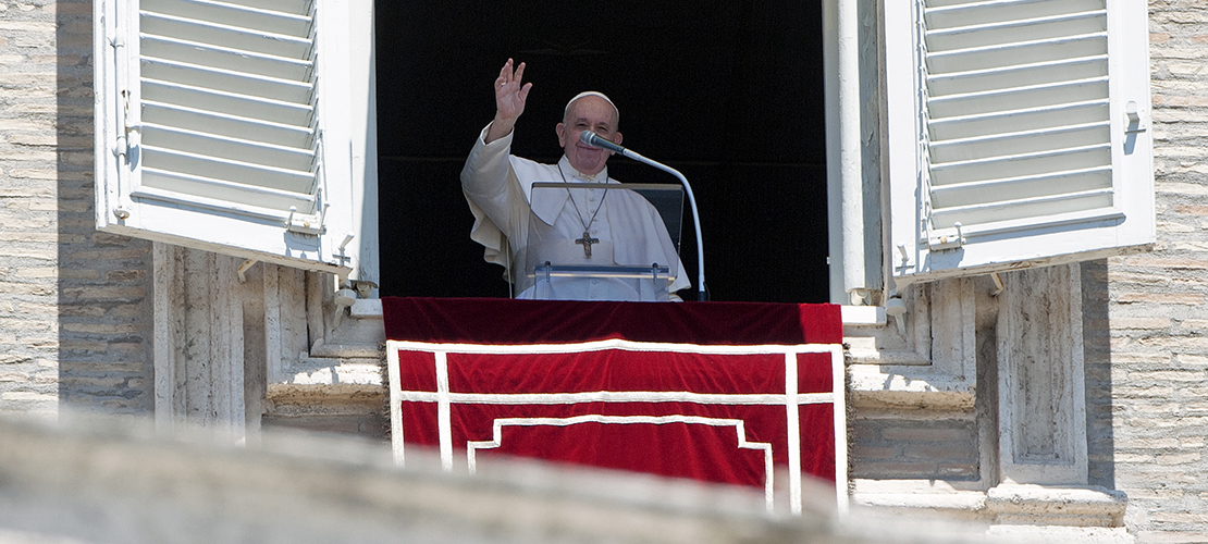 POPE'S MESSAGE | Enduring persecution and hostility is part of the Christian vocation