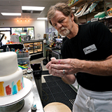 High court rules in favor of baker in same-sex wedding cake case