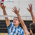 SLUH takes volleyball title in undefeated season
