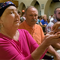 Mass offers healing, hope for those diagnosed with breast cancer
