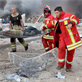 Catholic leaders call for prayers, aid after massive Beirut blasts
